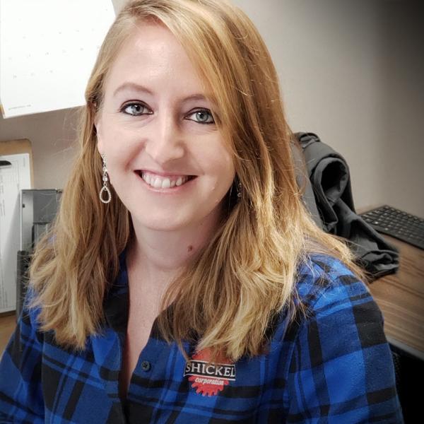 Shickel Corporation employee testimonial: Bettie, Accounts Payable Clerk