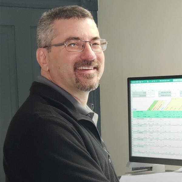 Shickel Corporation employee testimonial: Brandon, Estimator